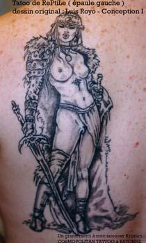 Gamopat et le tatouage - Page 4 RePtiLe_tatoo